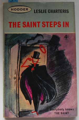 Image for Saint Steps In, The