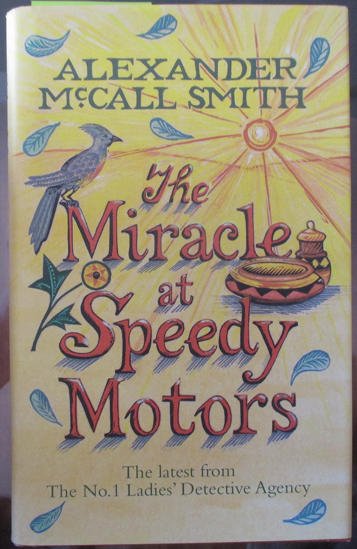 Image for Miracle at Speedy Motors, The