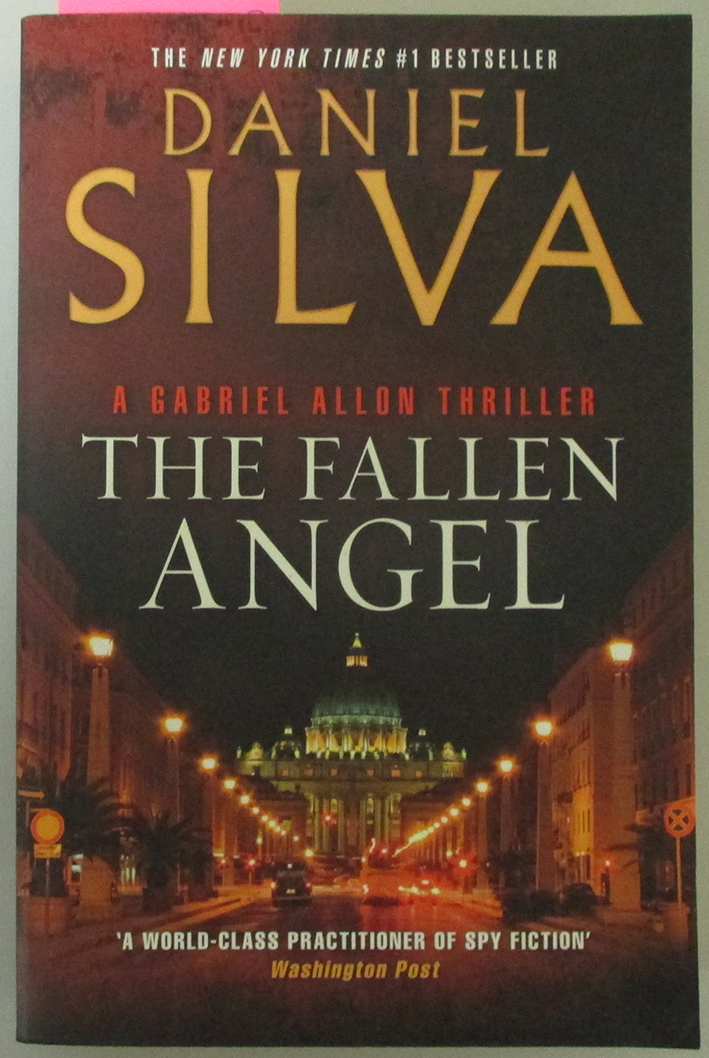 Image for Fallen Angel, The: A Gabriel Allon Thriller