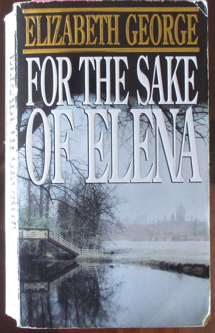Image for For the Sake of Elena
