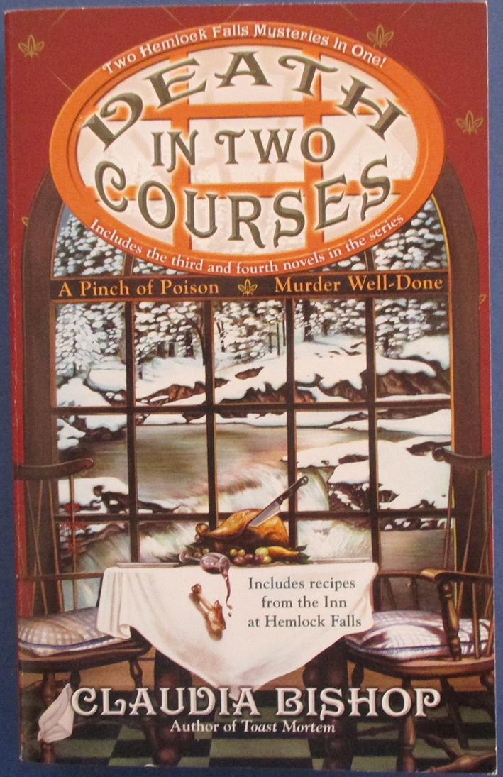 Image for Death in Two Courses: Two Hemlock Falls Mysteries in One!