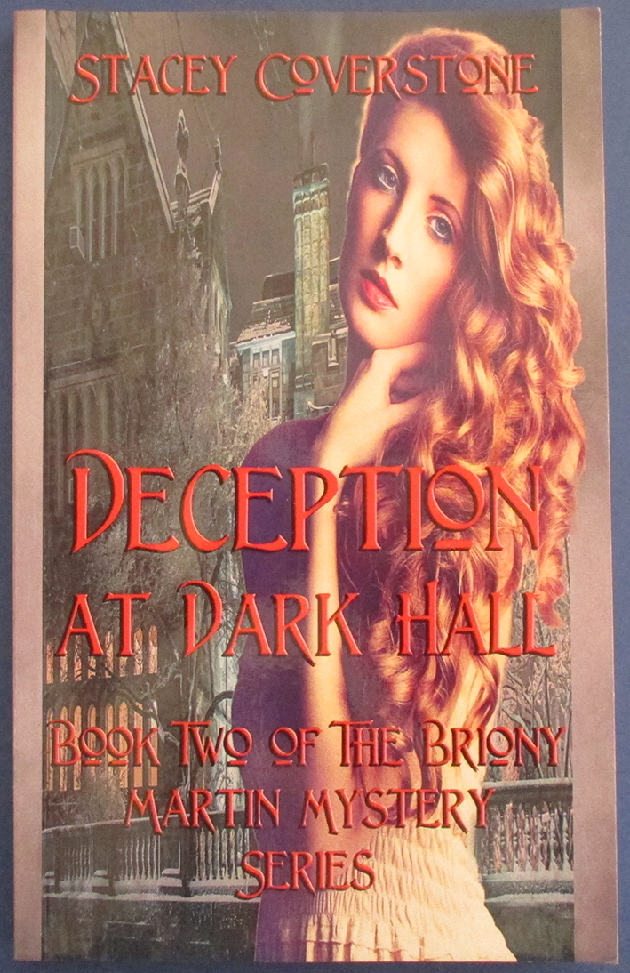 Image for Deception at Dark Hall: The Briony Martin Mystery Series (#2)