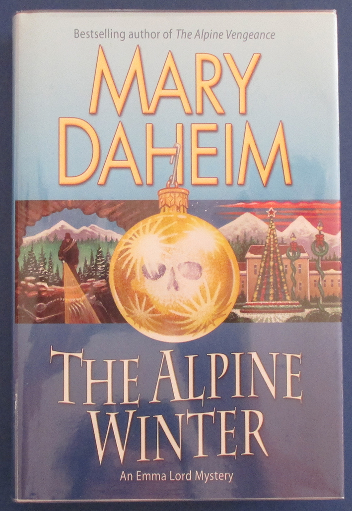 Image for Alpine Winter, The: An Emma Lord Mystery