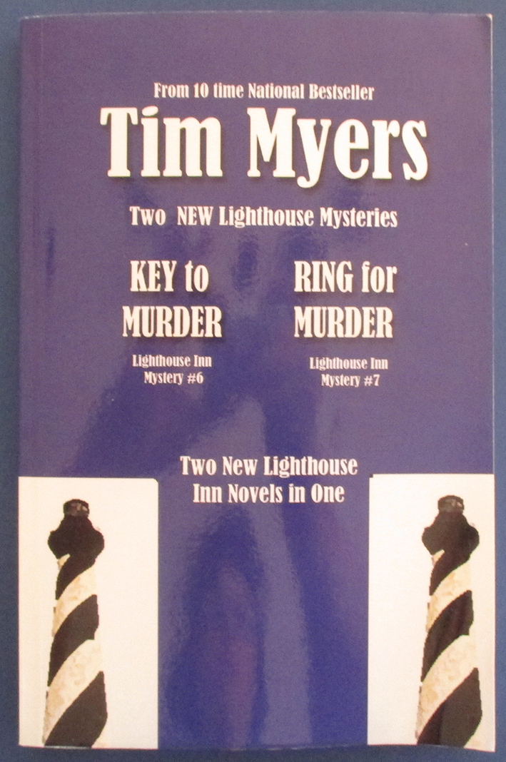 Image for Two New Lighthouse Inn Novels: Key to Murder; Ring for Murder (Lighthouse Inn Mystery #6, #7)