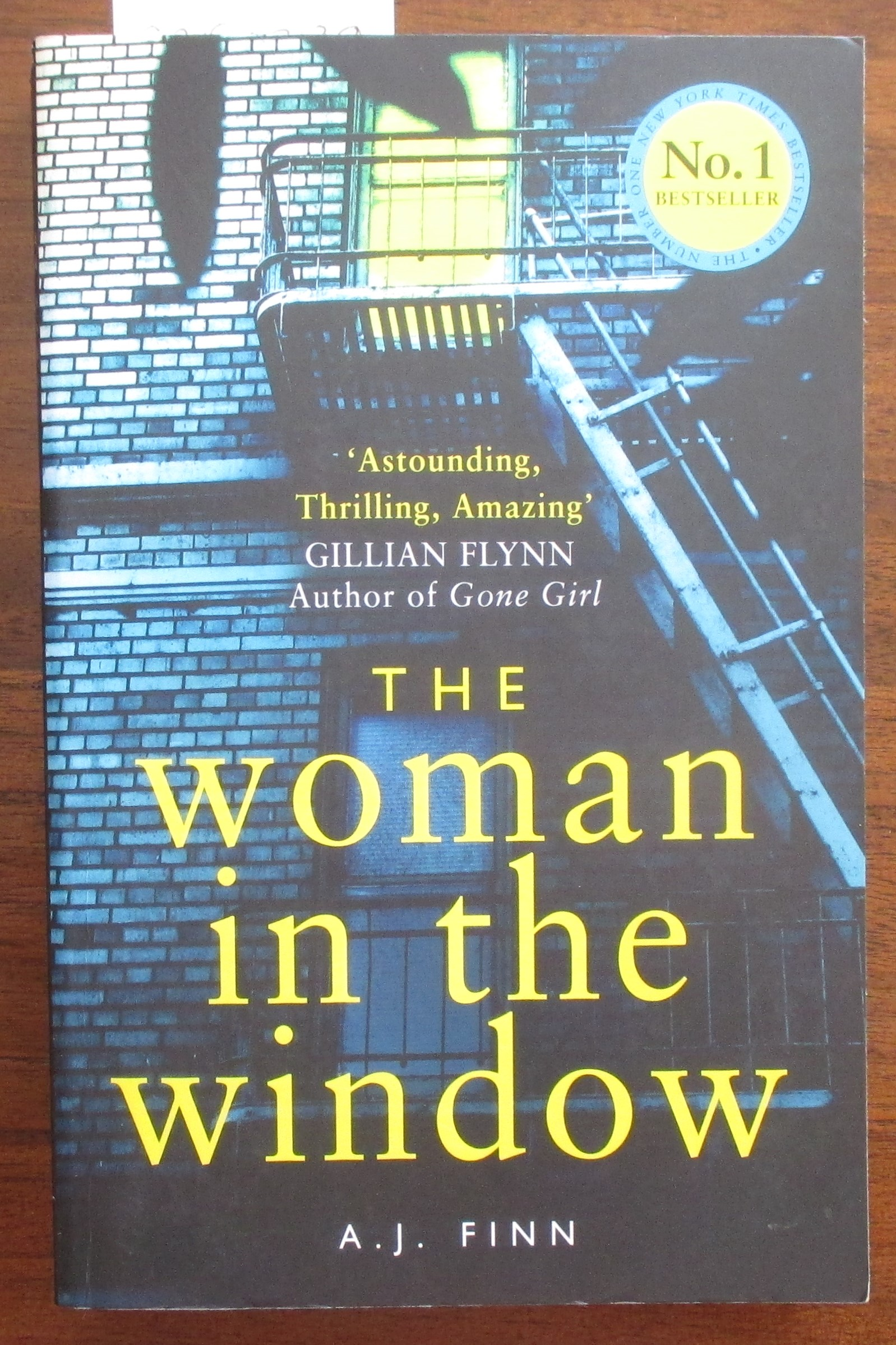Image for Woman in the Window, The