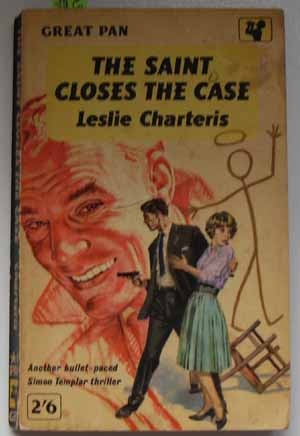 Image for Saint Closes the Case, The