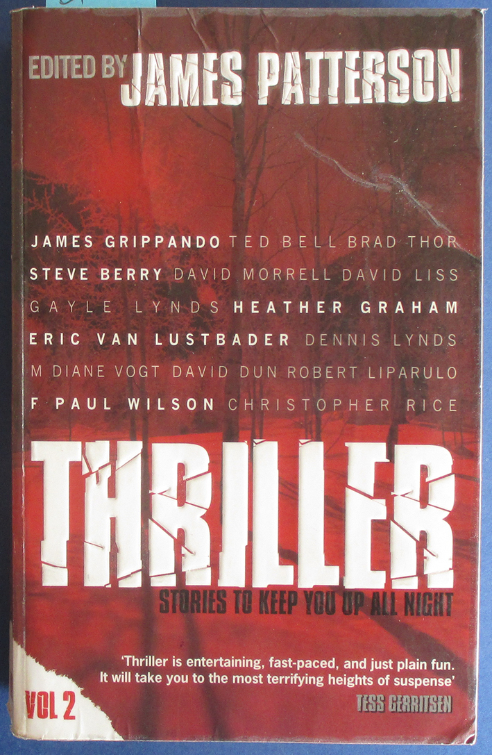 Image for Thriller: Stories to Keep You Up All Night (Vol 2)