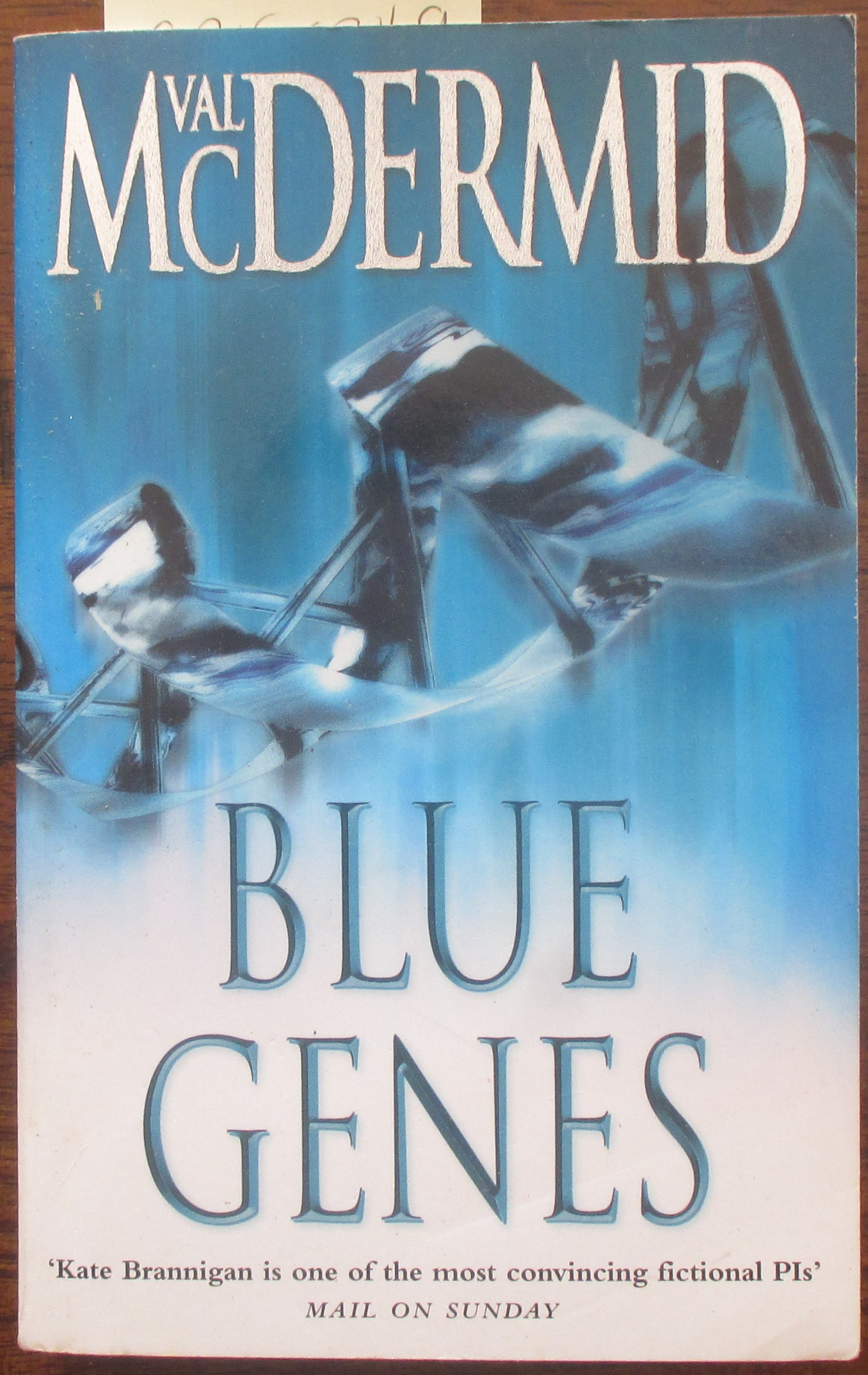 Image for Blue Genes