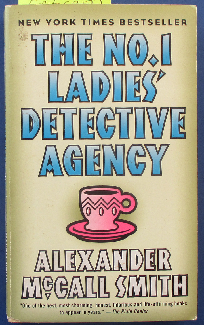 Image for No. 1 Ladies' Detective Agency, The
