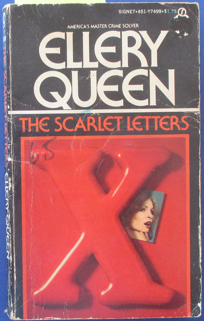 Image for Scarlet Letters, The