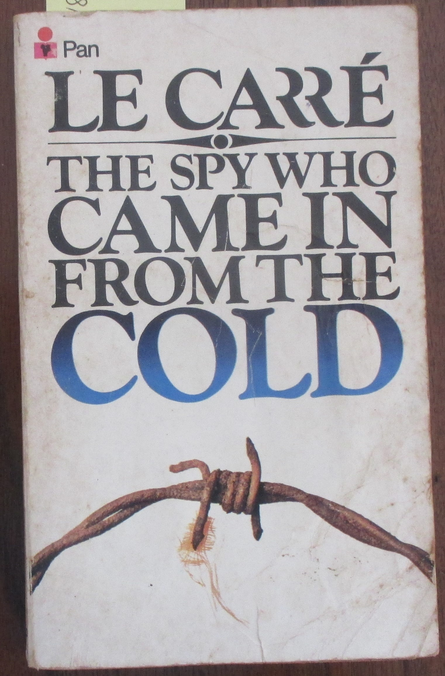 Image for Spy Who Came in From the Cold, The