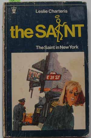 Image for Saint in New York, The