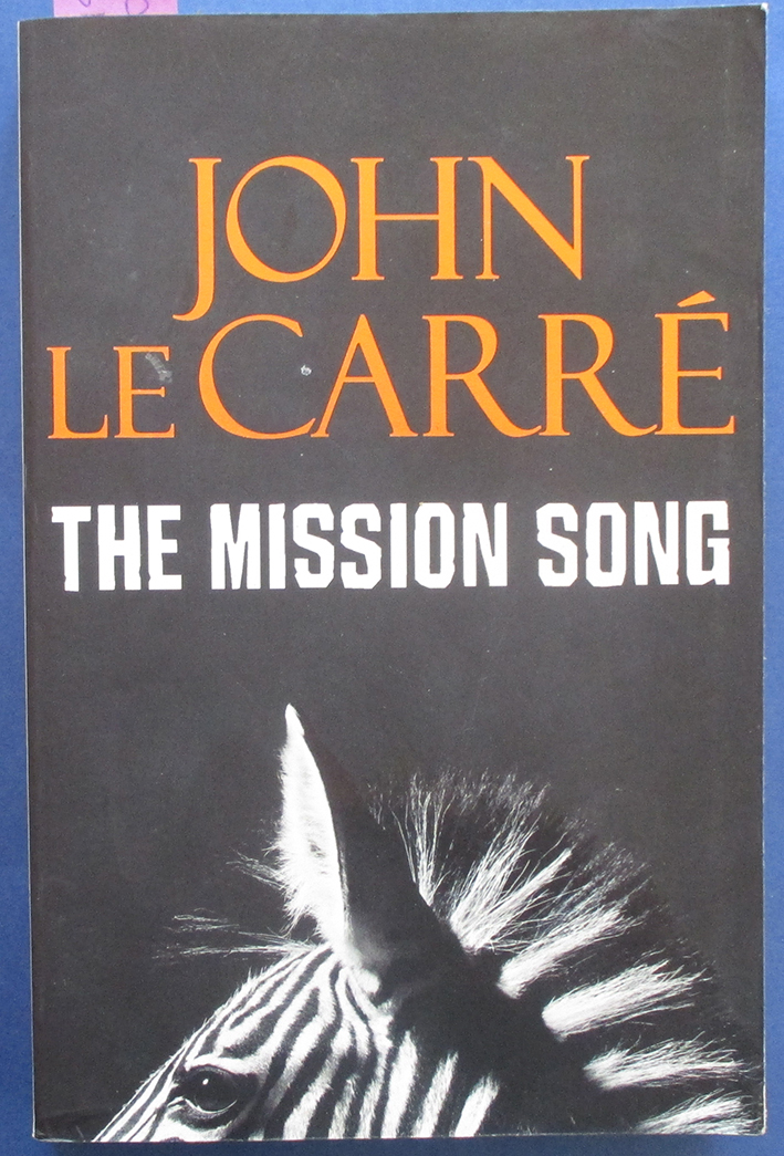 Image for Mission Song, The