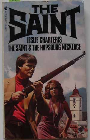 Image for Leslie Charteris' The Saint & the Hapsburg Necklace