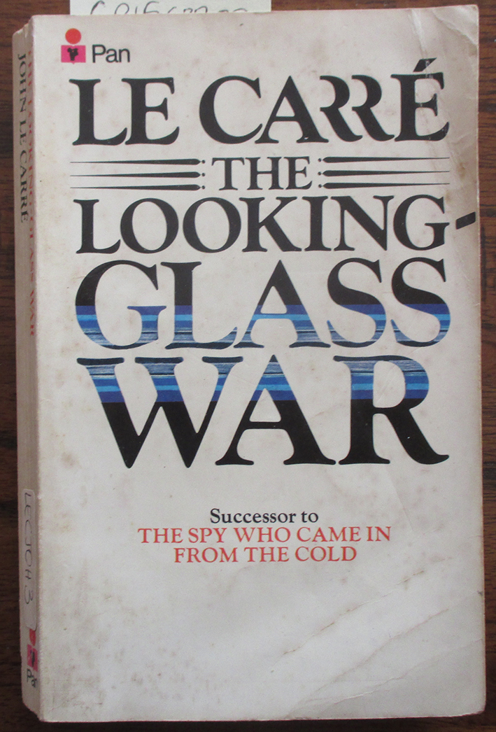 Image for Looking Glass-War, The