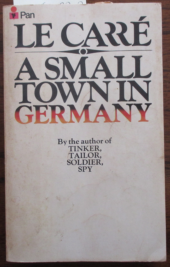 Image for Small Town in Germany, A