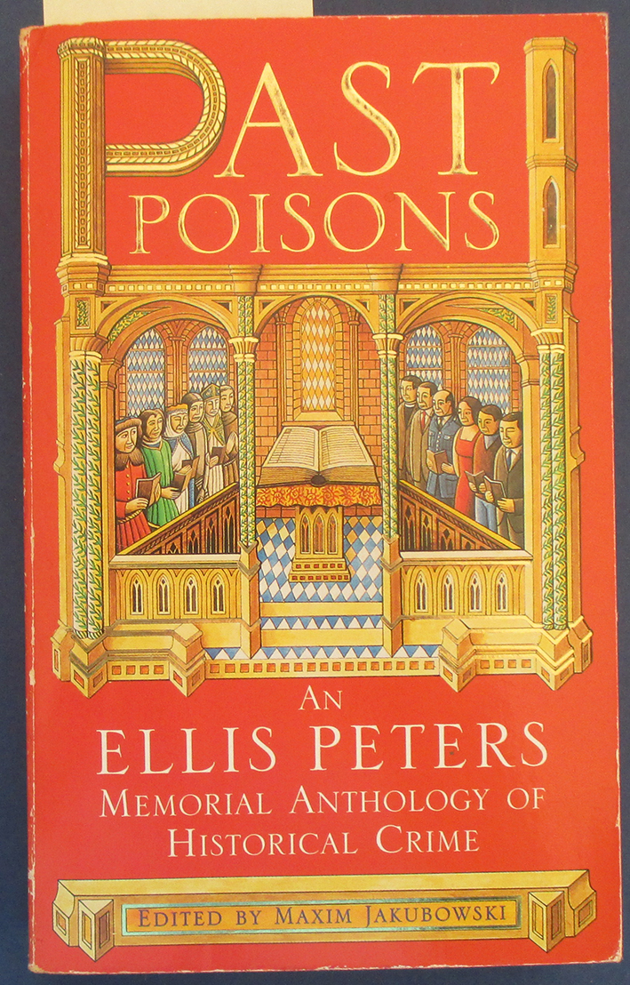 Image for Past Poisons: An Ellis Peters Memorial Anthology of Historical Crime