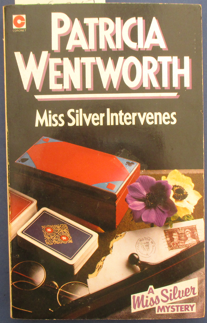 Image for Miss Silver Intervenes