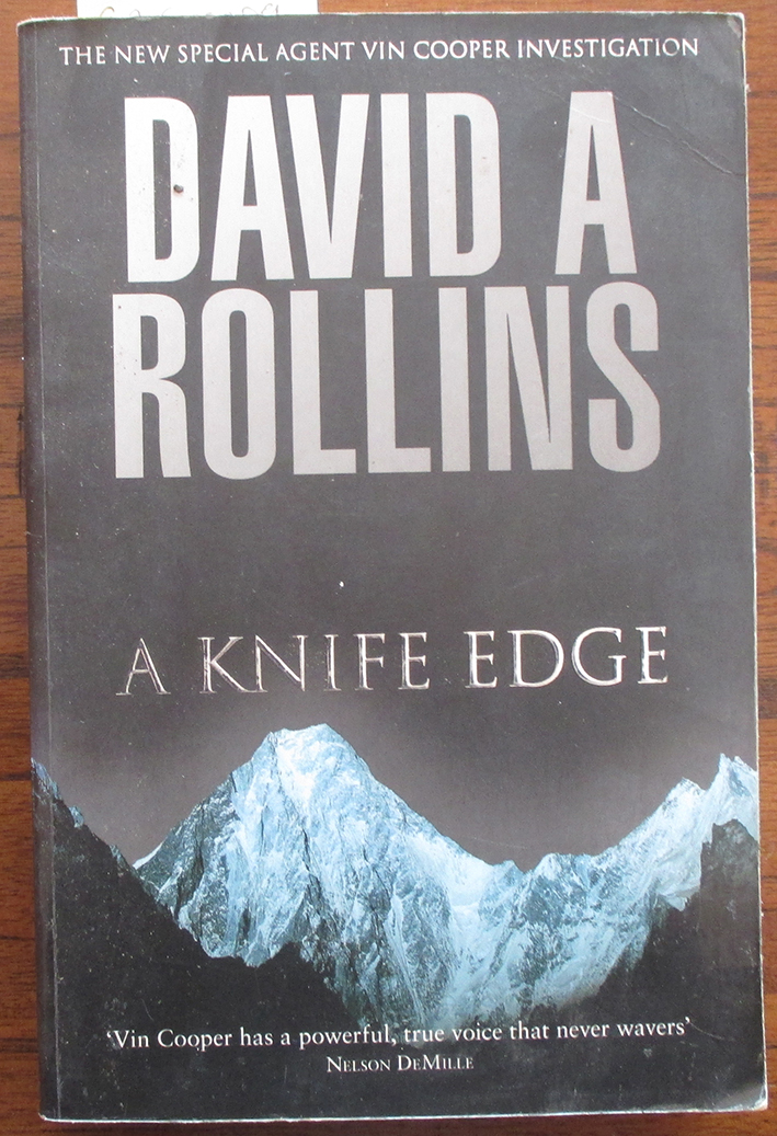 Image for Knife Edge, A