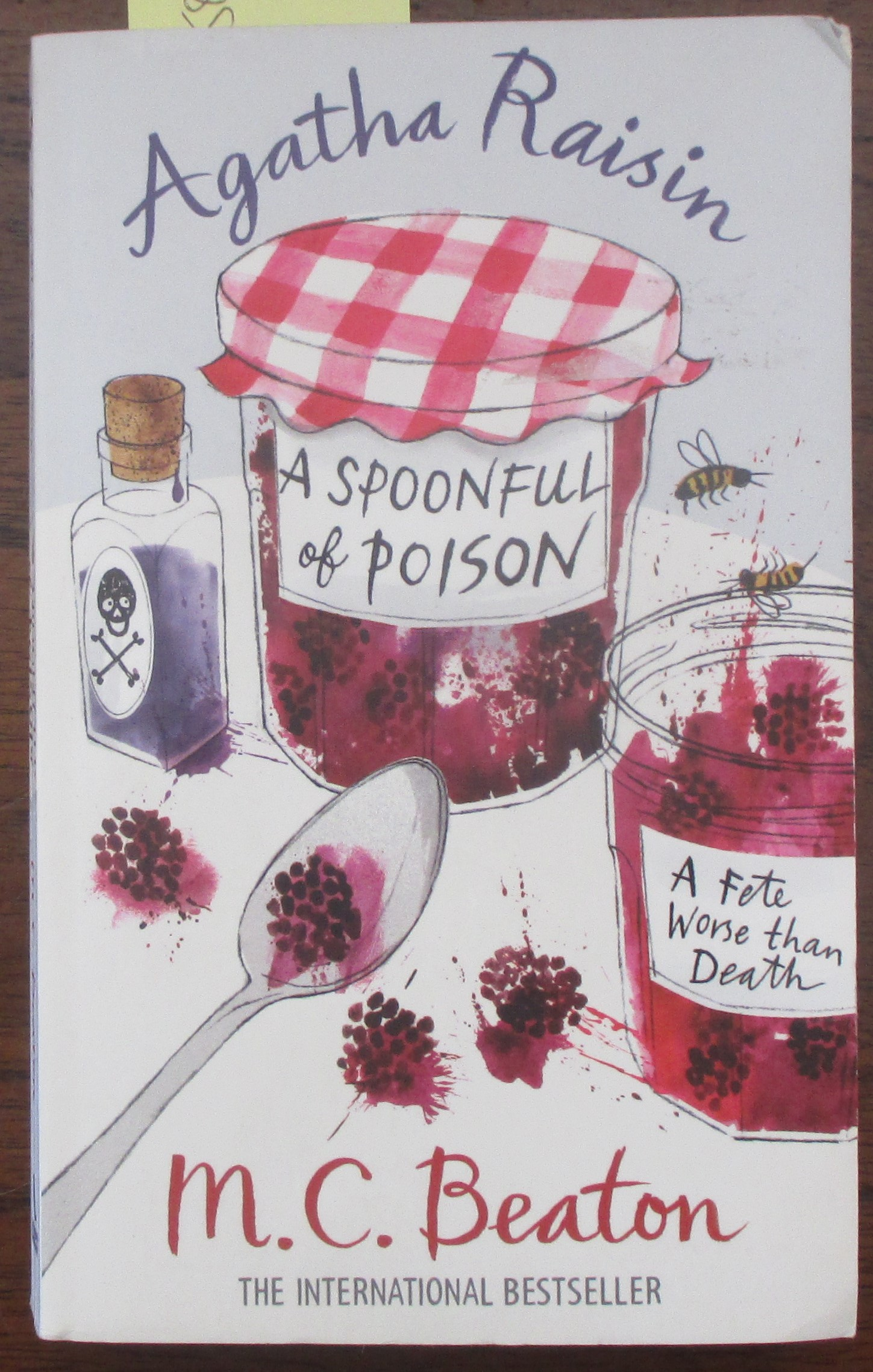 Image for Agatha Raisin: A Spoonful of Poison