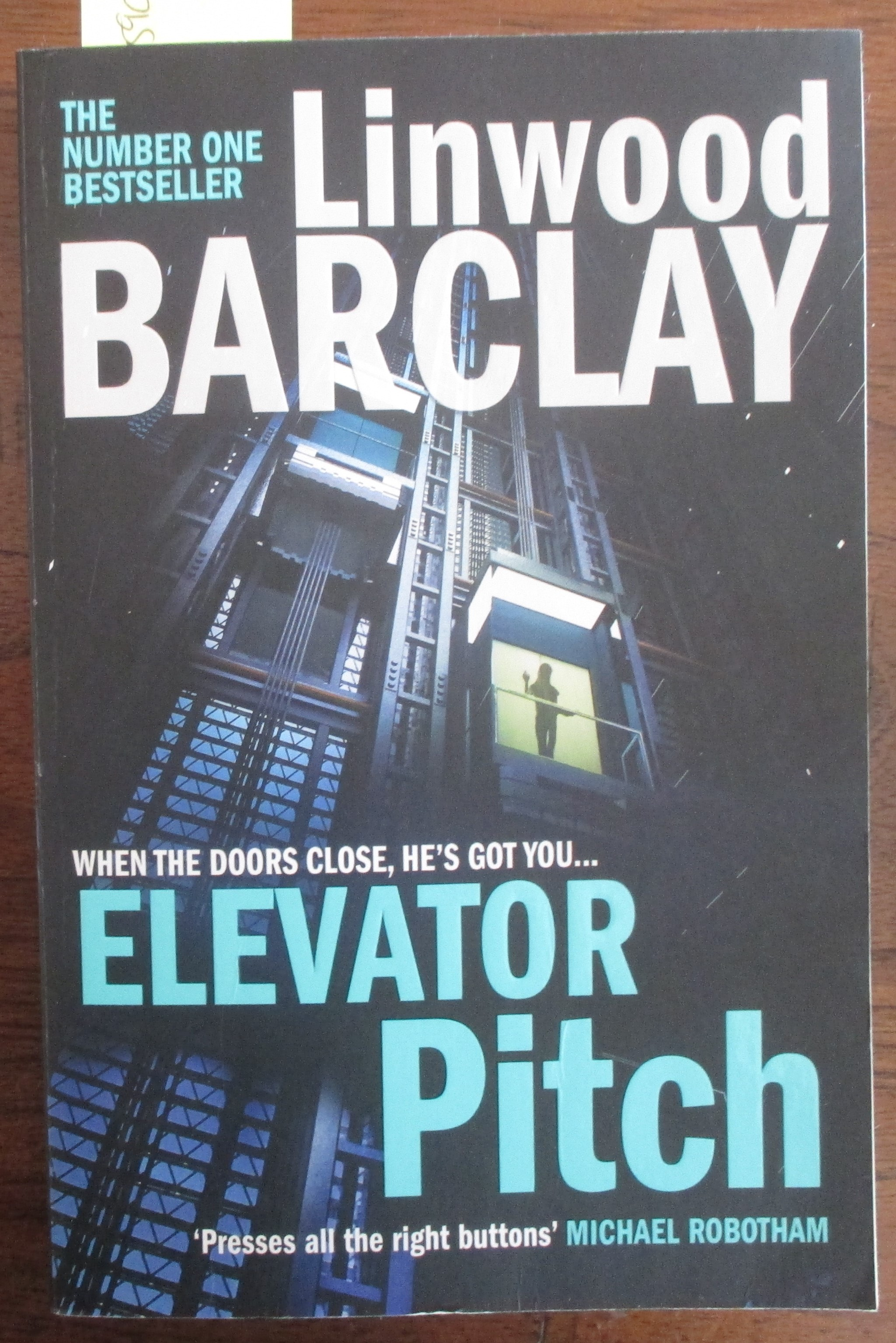 Image for Elevator Pitch
