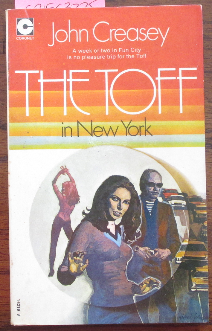 Image for Toff in New York, The