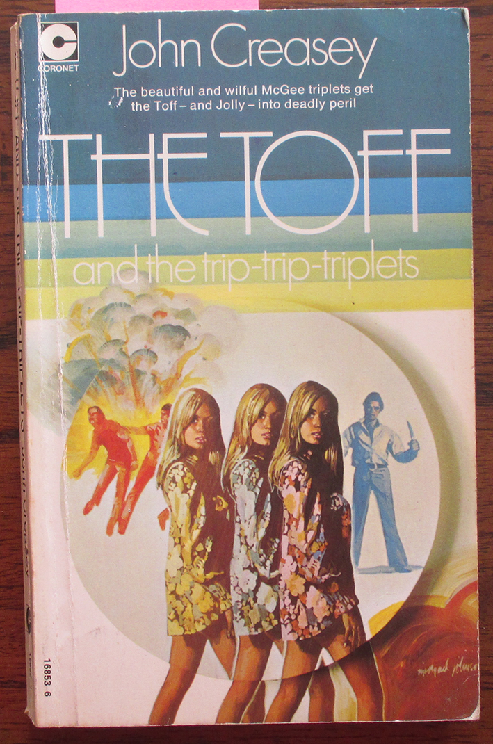 Image for Toff and the Trip-trip-triplets, The
