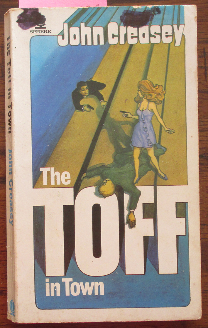 Image for Toff in Town, The