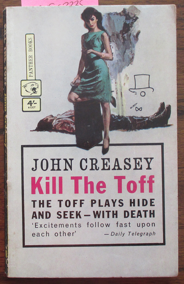 Image for Kill the Toff