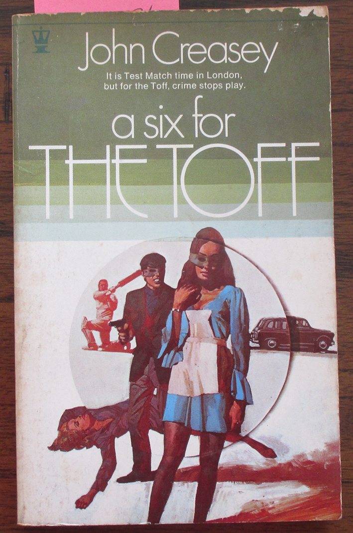 Image for Six for The Toff, A