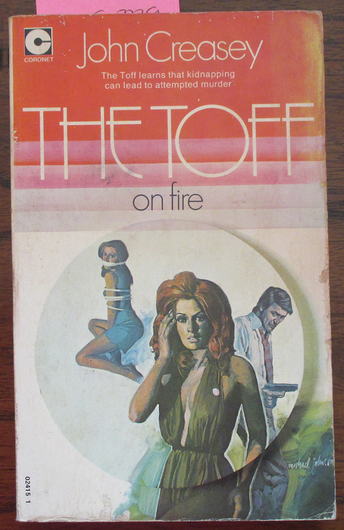 Image for Toff on Fire, The