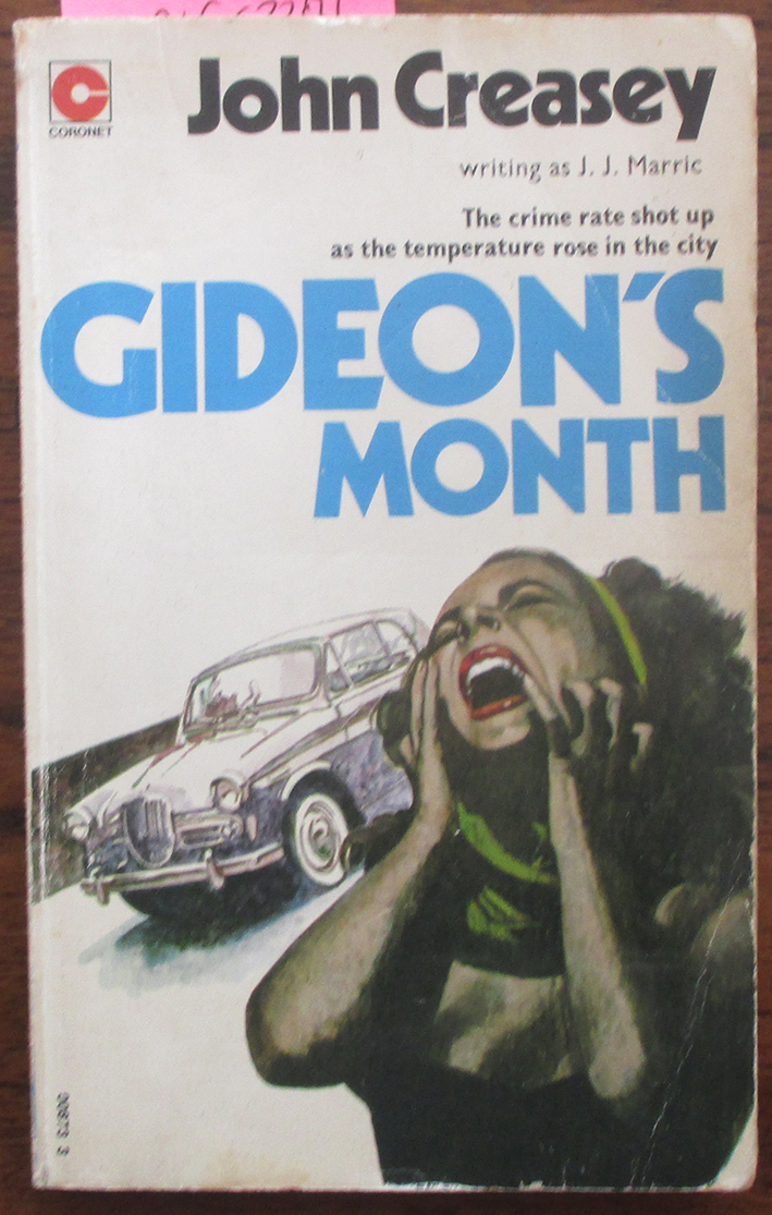 Image for Gideon's Month