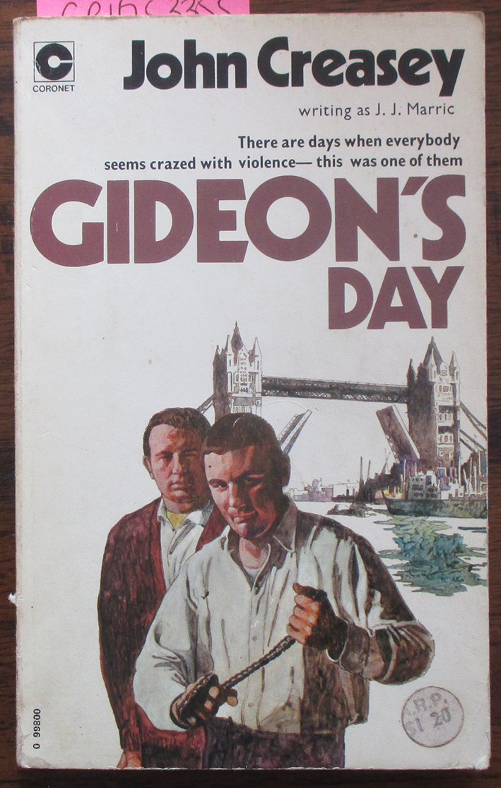 Image for Gideon's Day