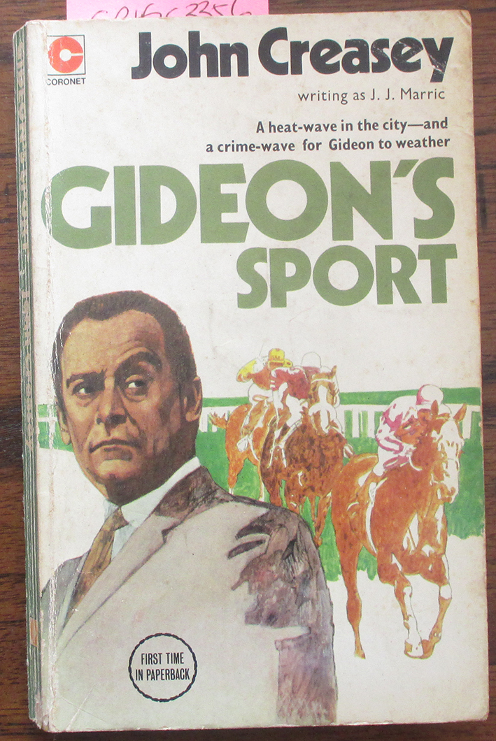 Image for Gideon's Sport