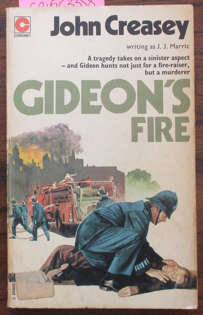 Image for Gideon's Fire