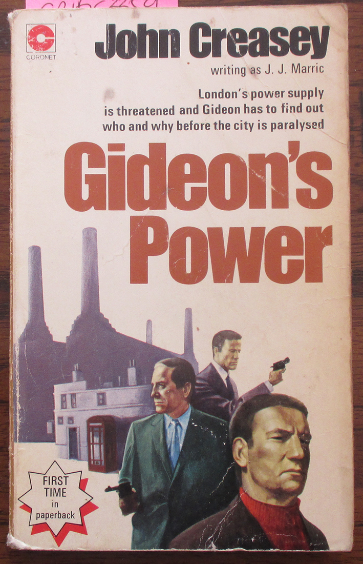 Image for Gideon's Power