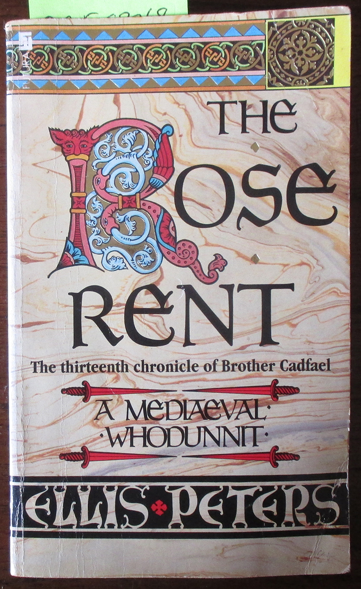 Image for Rose Rent, The: Brother Cadfael #13