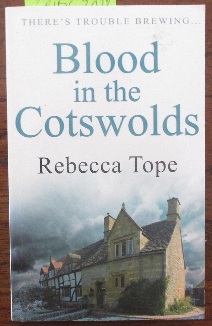 Image for Blood in the Cotswolds