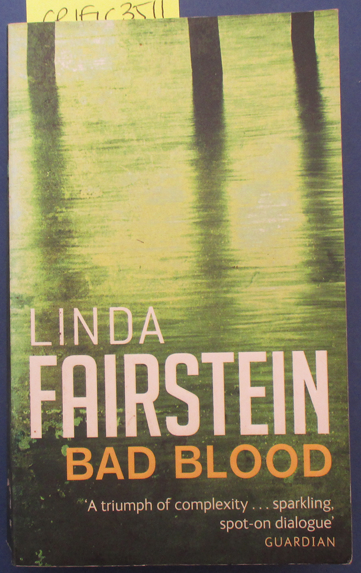 Image for Bad Blood