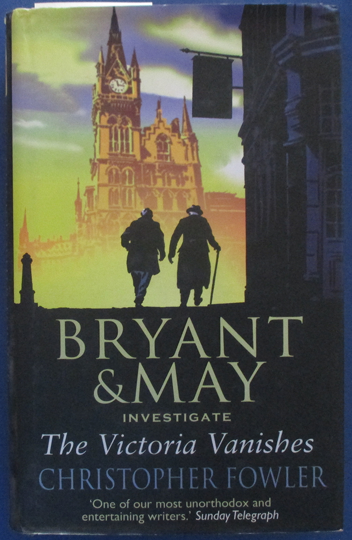 Image for Victoria Vanishes, The: A Bryant & May Mystery