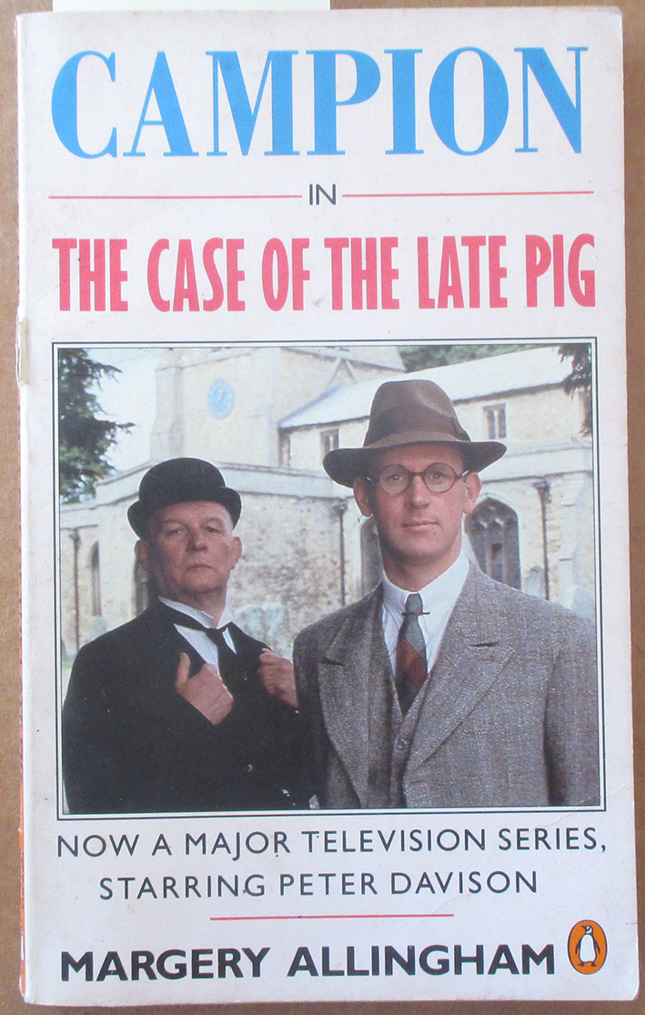 Image for Case of the Late Pig, The