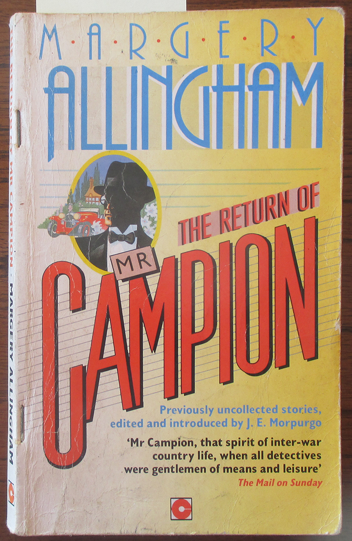 Image for Return of Mr Campion, The