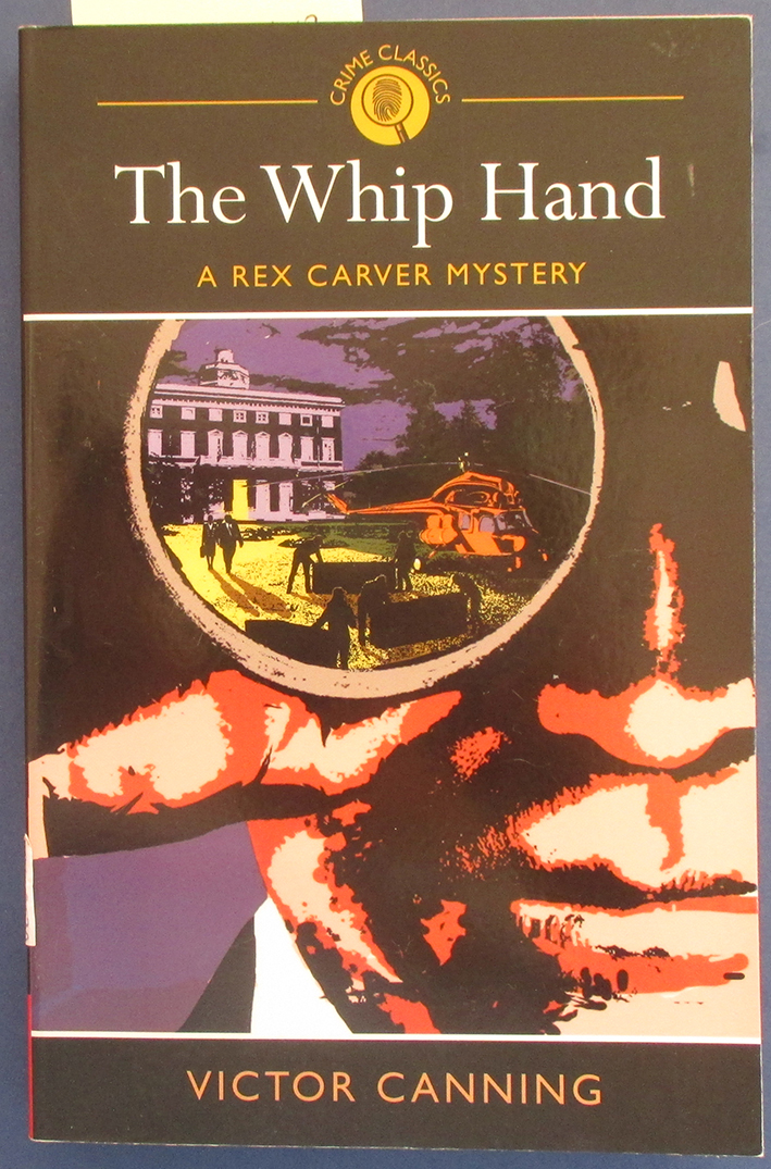 Image for Whip Hand, The