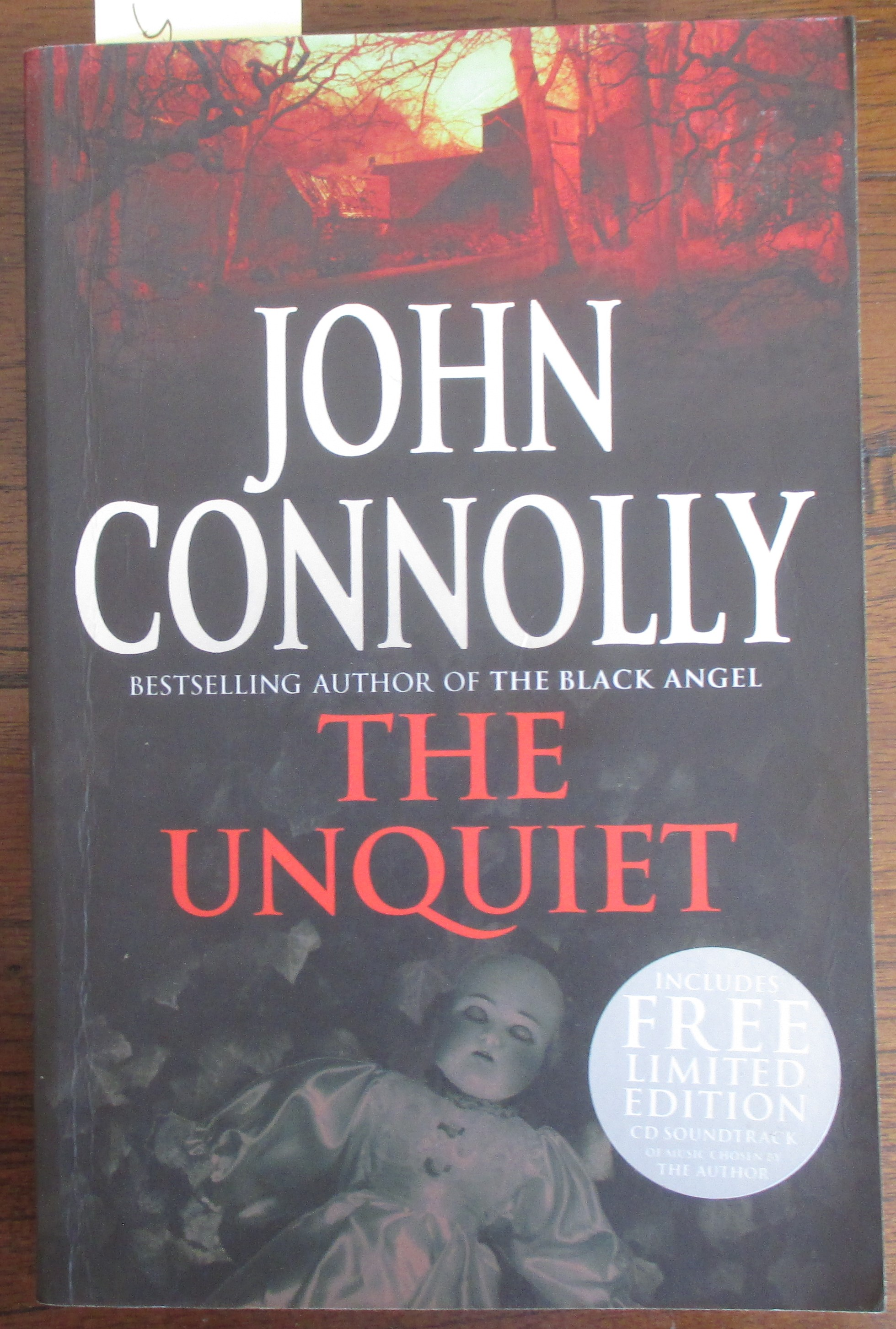 Image for Unquiet, The