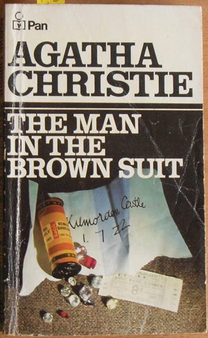 Image for Man in the Brown Suit, The