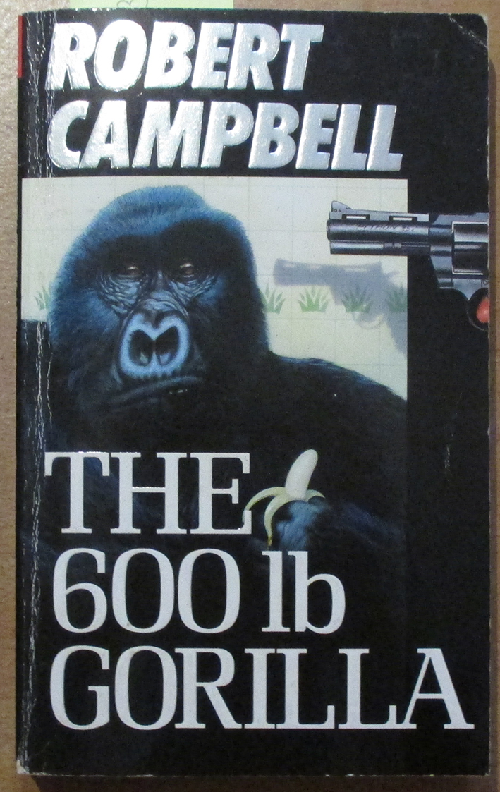 Image for 600lb Gorilla, The