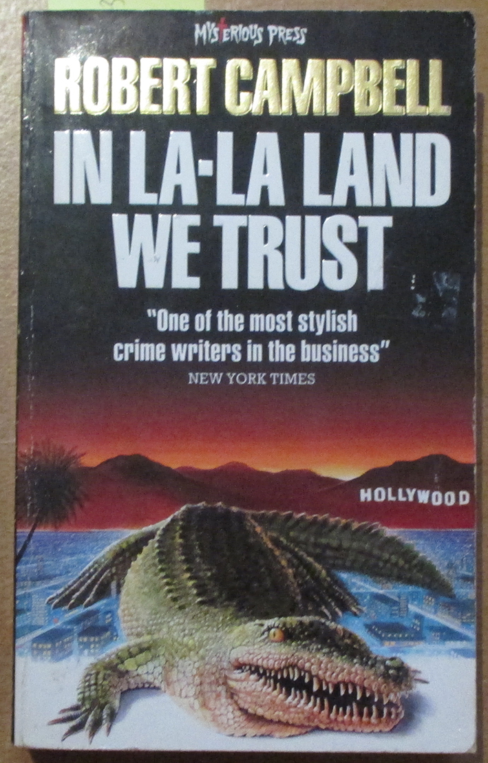 Image for In La-La Land We Trust