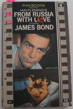 Image for From Russia With Love (James Bond)