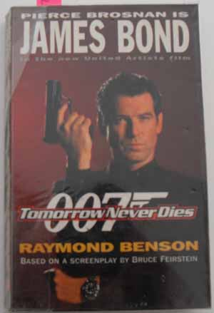 Image for Tomorrow Never Dies (James Bond)