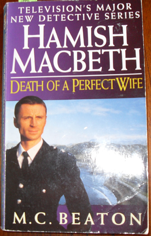 Image for Hamish MacBeth: Death of a Perfect Wife